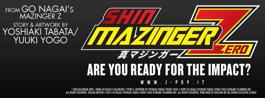 Shin Mazinger Zero Impact