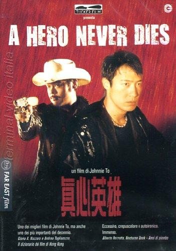 A Hero Never Dies DVD