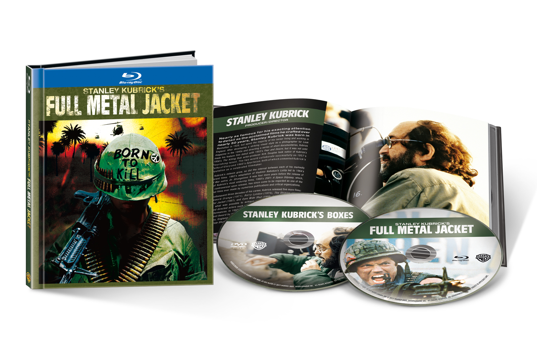 fullmetal jacket blu-ray digi book