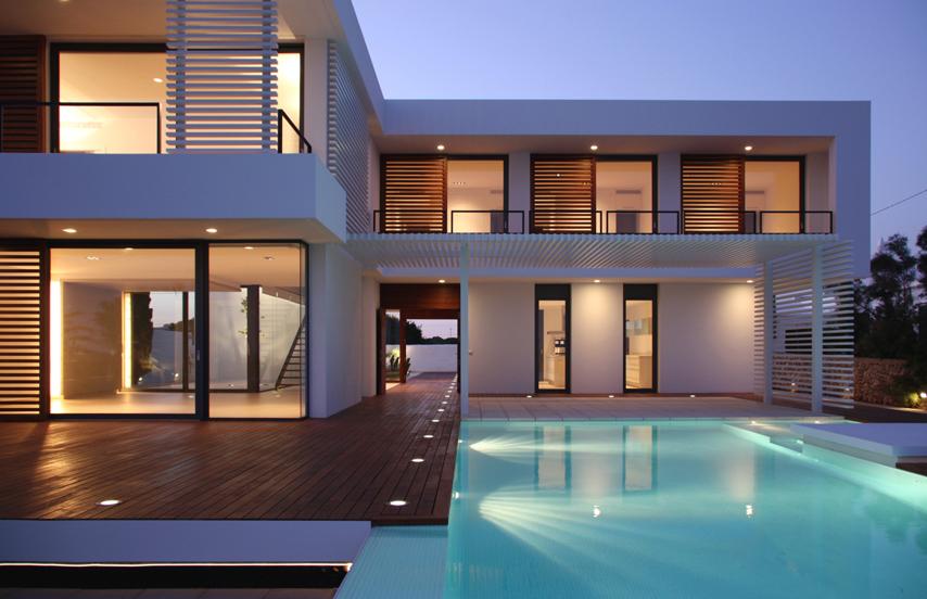 Casa en Menorca - Dom Arquitectura, Arquitectura, diseño, casas
