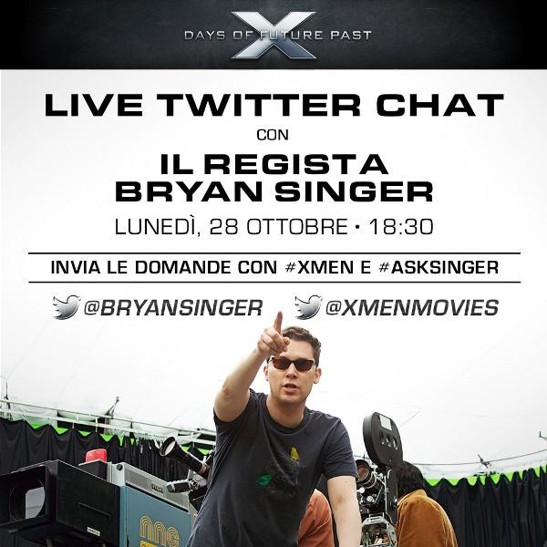 live twitter bryan singer