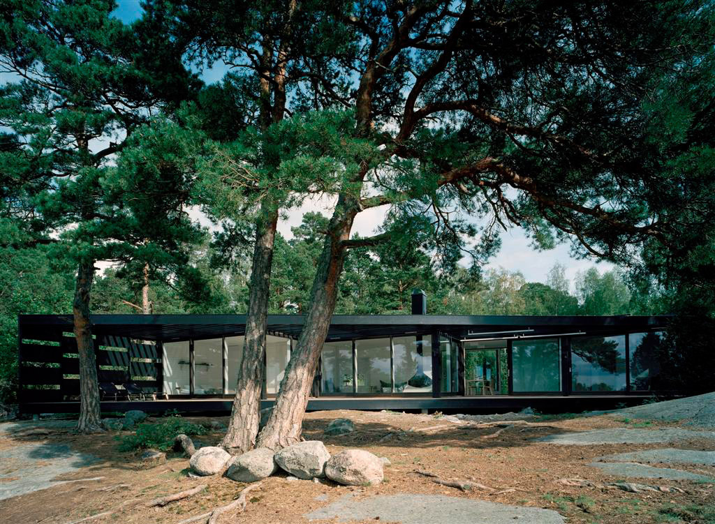 house,Archipelago House - Tham Videgård Hansson