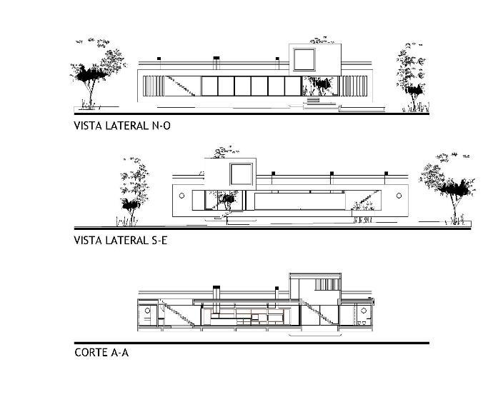 Vivienda unifamiliar en City Bell - Arq Camila Gil Soria