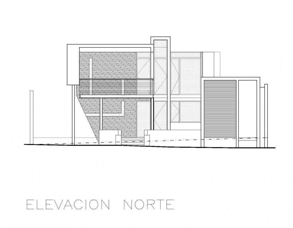 Casa Liquen - Mauricio Lama – Rubén Díaz