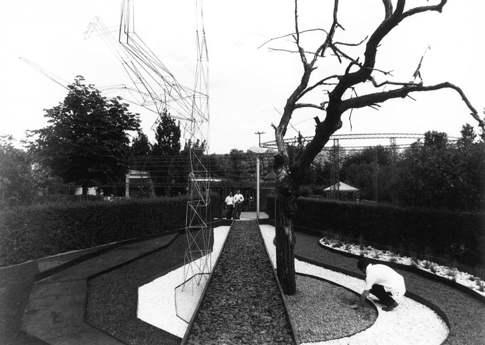 Arquitectura Paisajista: Dark Rift - Oglo + PPil