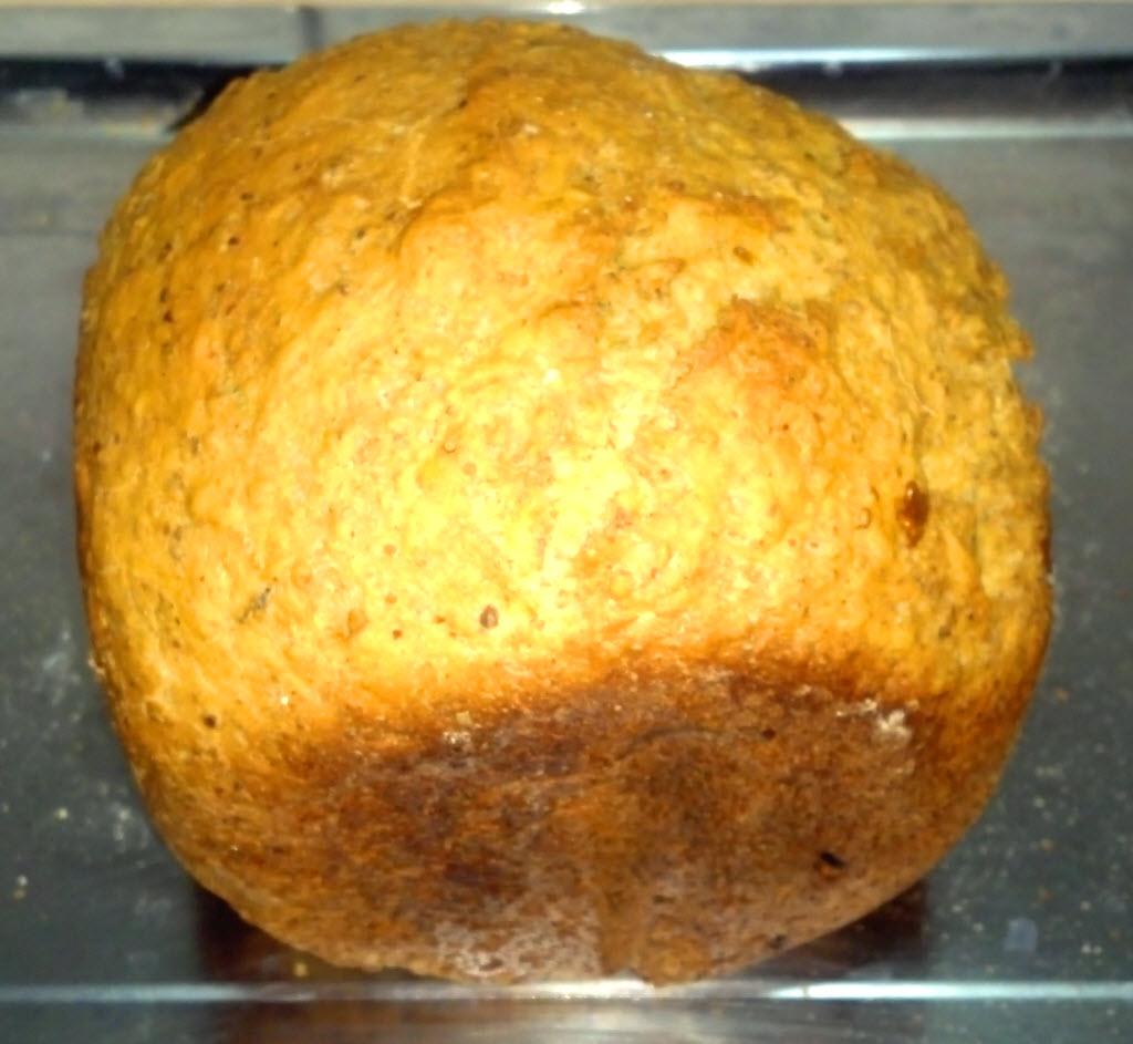 芒果乾亞麻仁籽麵包