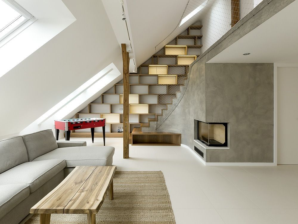 Loft Redondeado - A1Architects