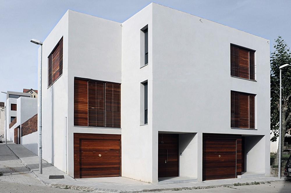 viviendas c forners a i disseny