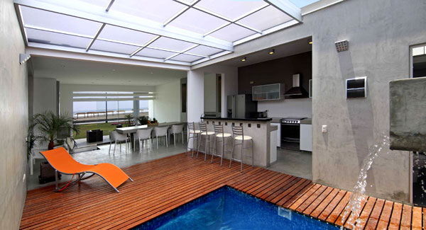 Casa-en-Playa-Las-Gaviotas, Gomez-de-la-Torre-Guerrero, arquitectura, diseño, casas, interiores