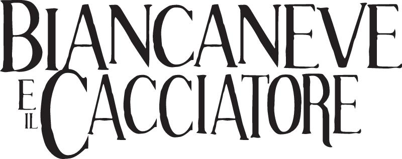 Biancaneve e il cacciatore logo