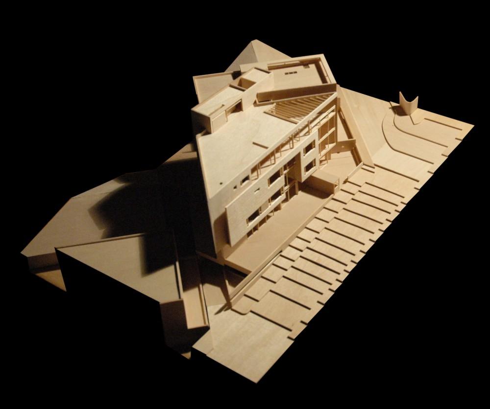 Edificio MZ - Diez + Muller Arquitectos