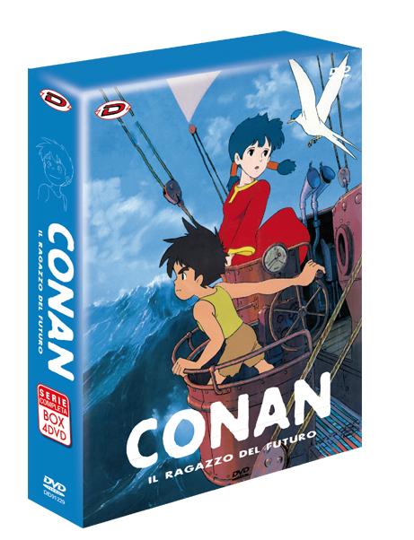 Conan Il Ragazzo del futuro complete
