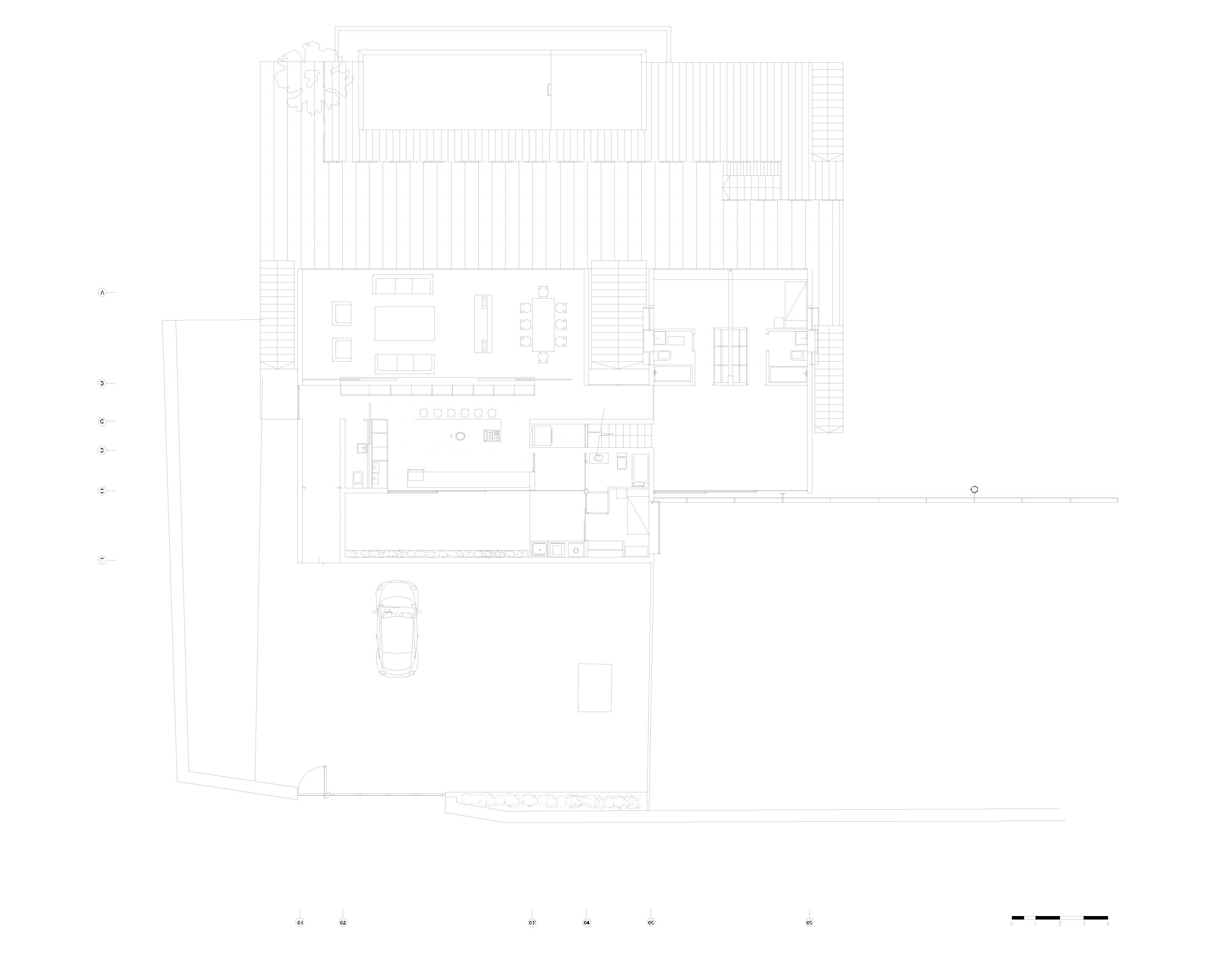 Arquitectura, casas, diseño, Interiores