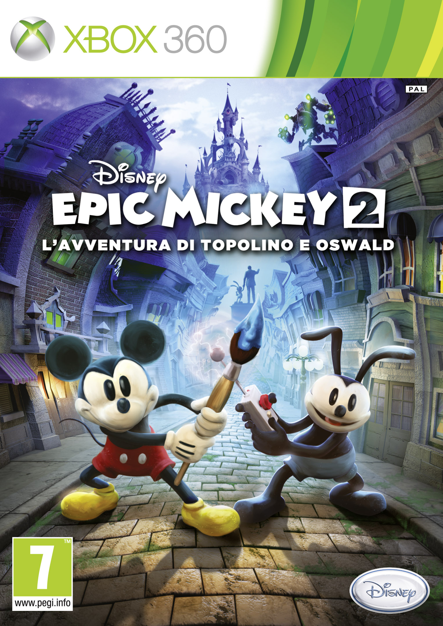 Epic Mickey 2 xbox