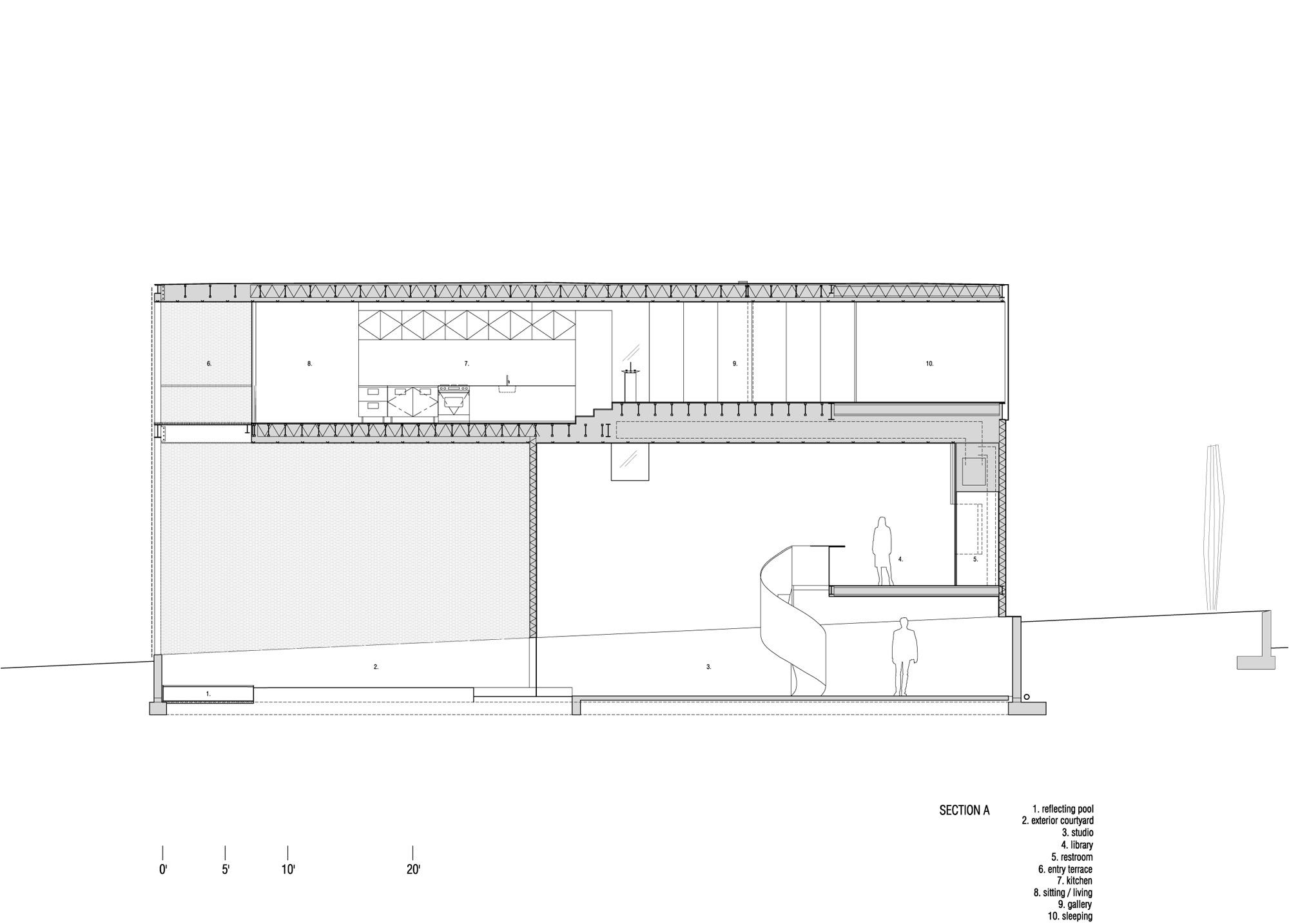 Xeros-Residence, Blank-Studio, arquitectura, casas, interiores