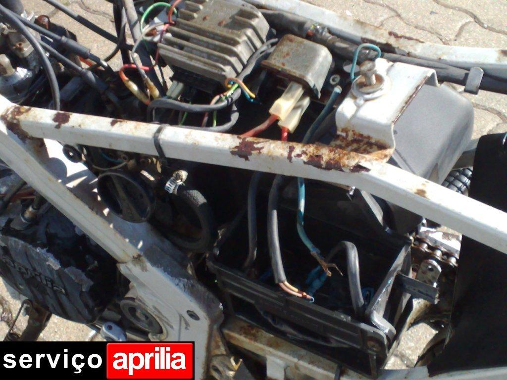 RESTAURO AF1 - 125 REGGIANI RÉPLICA 1988 AF1-125_21