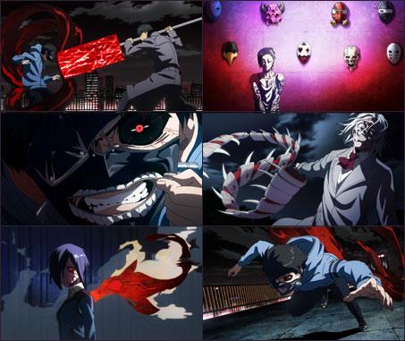 tokyo ghoul anime streaming gratis