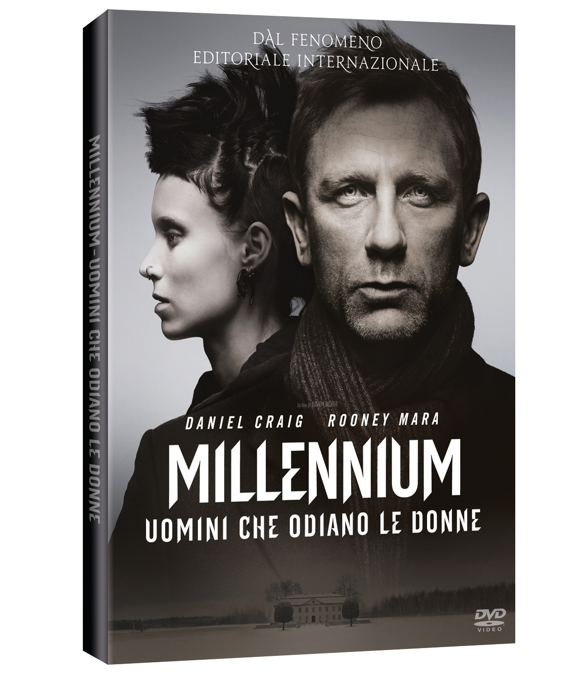 Millennium uomini che odiano le donne dvd sony