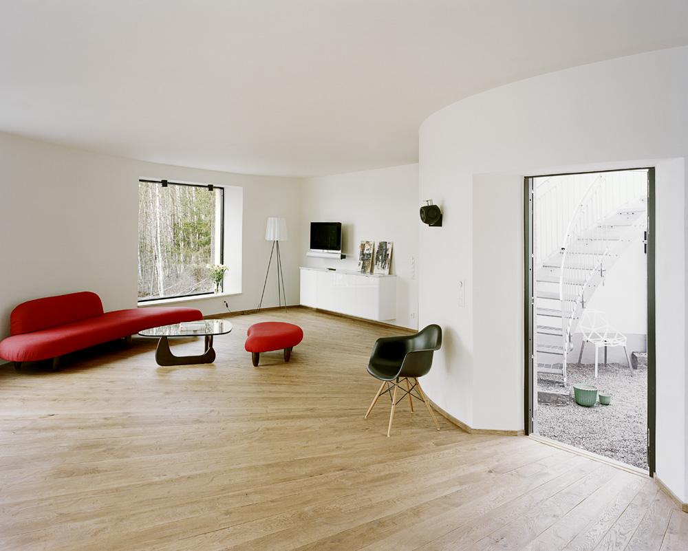 Villa Nyberg - Kjellgren Kaminsky Architecture