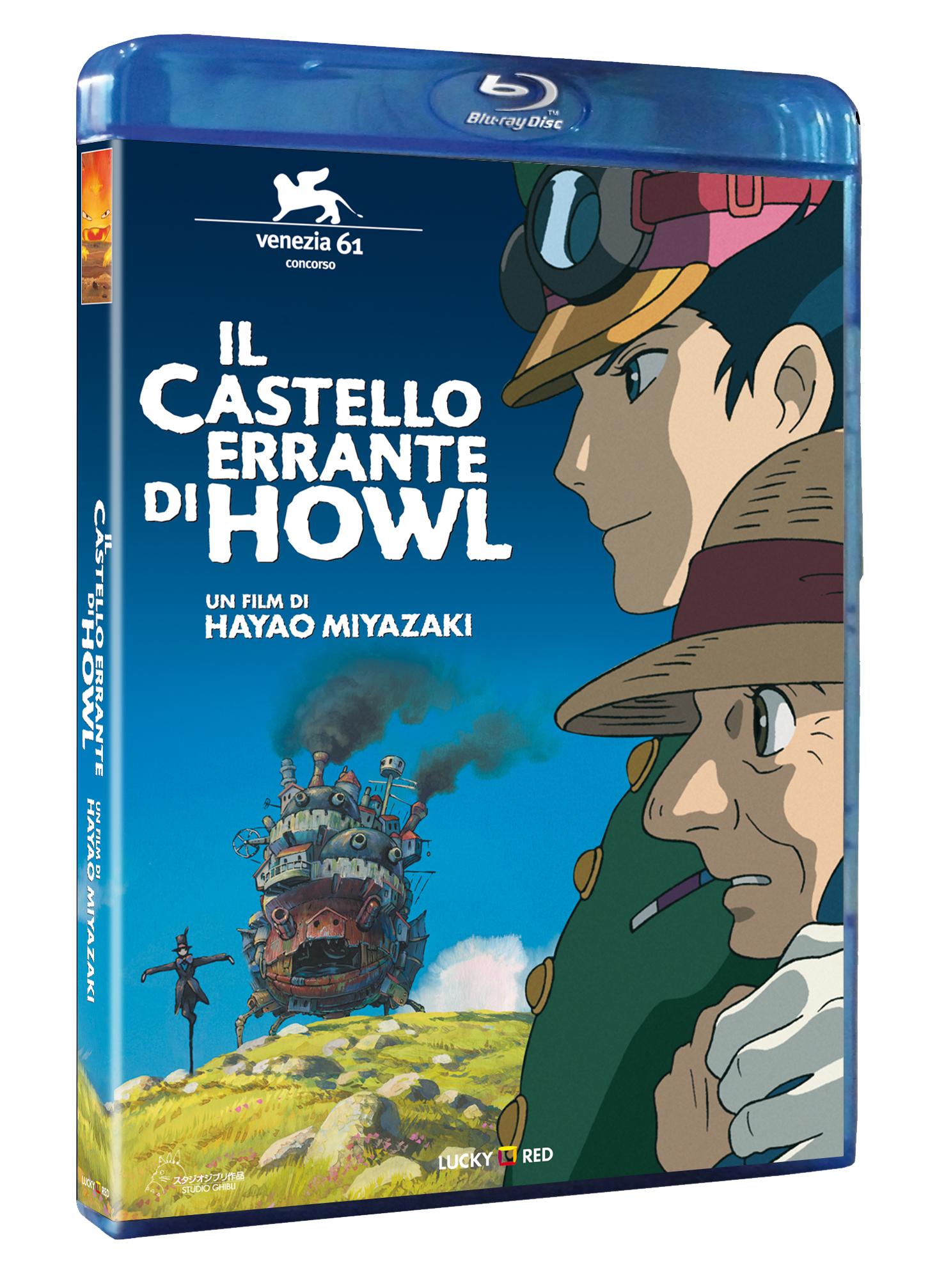 Castello errante di Howl Blu-Ray