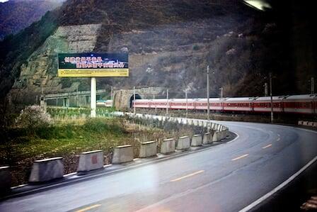 在路上,中國火車旅遊紀實…-三十而慄