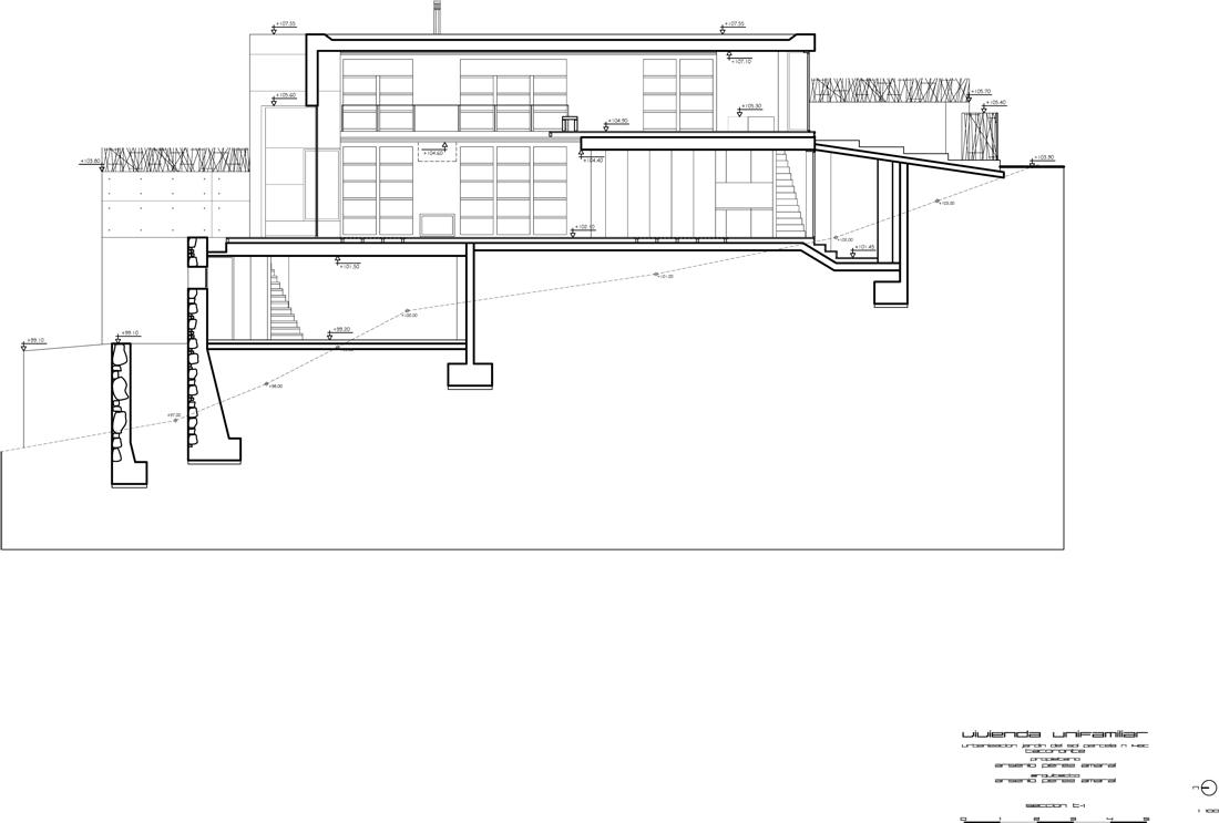 casas, diseño, arquitectura