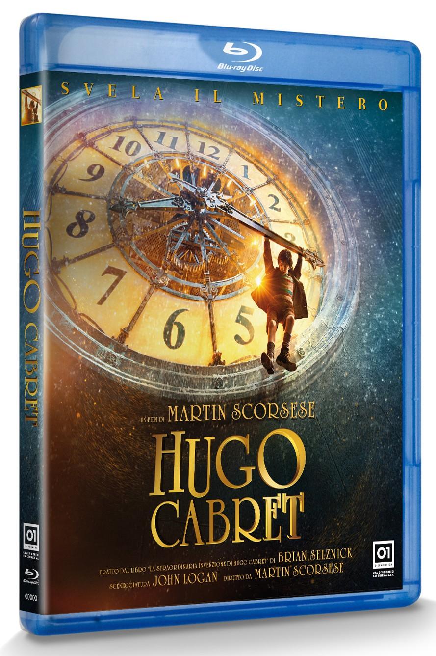 Hugo Cabret Blu-Ray 2d