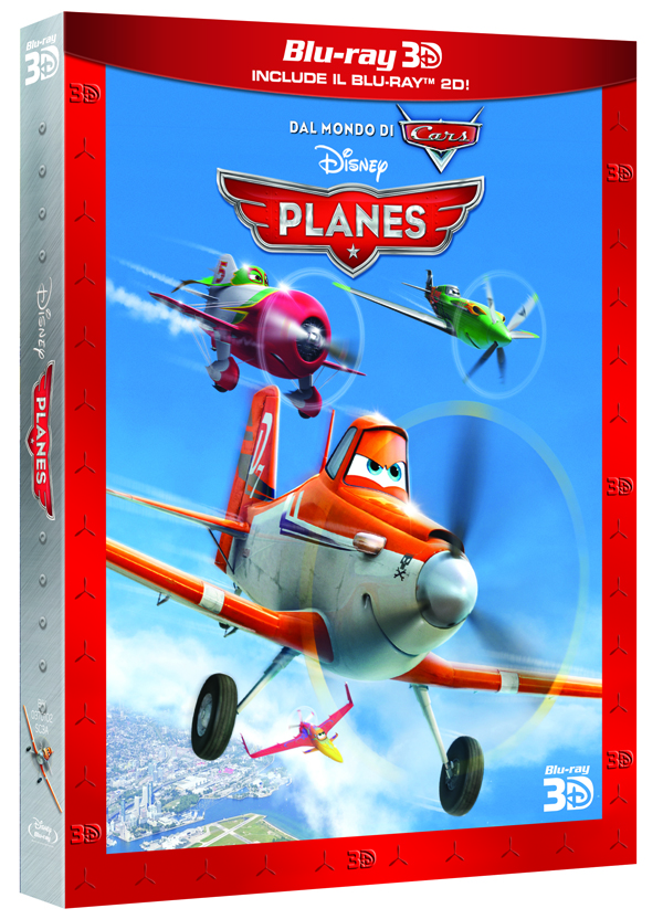 planes blu-ray 3D