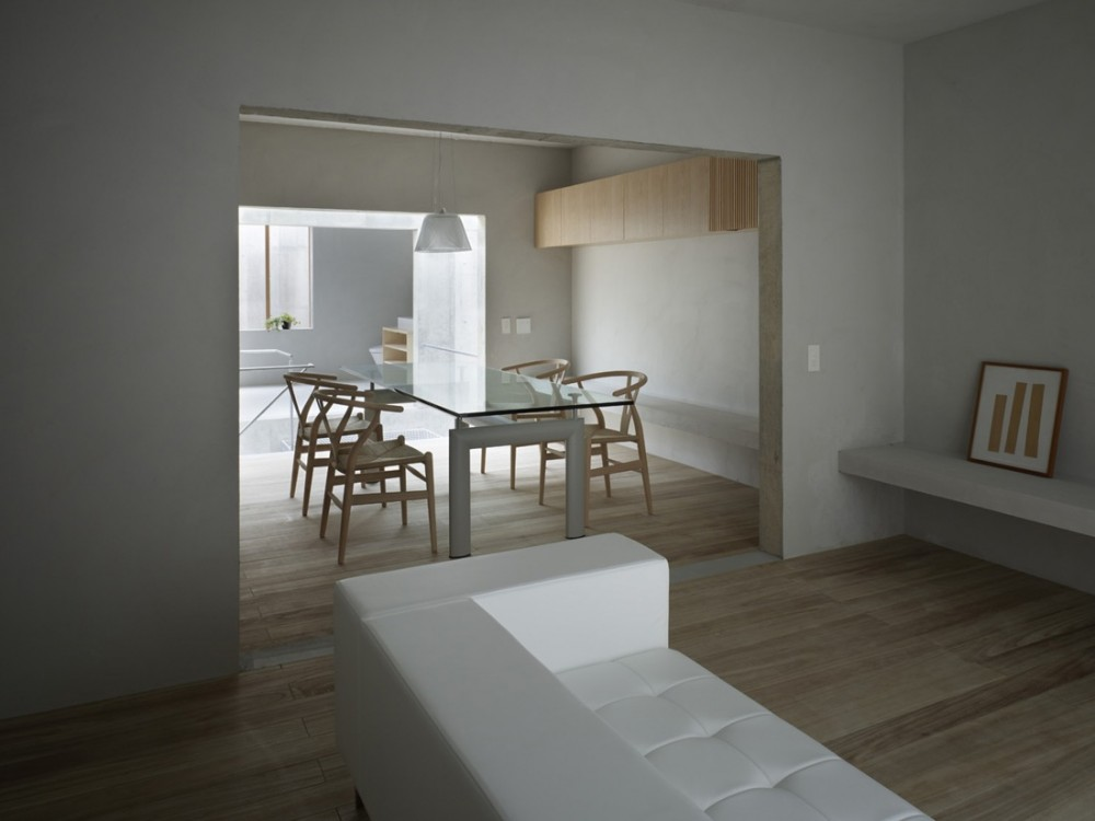 Casa en Koamicho, Suppose Design Office, arquitectura, casas