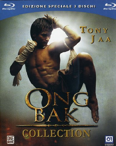 Ong Bak Collection Blu-Ray