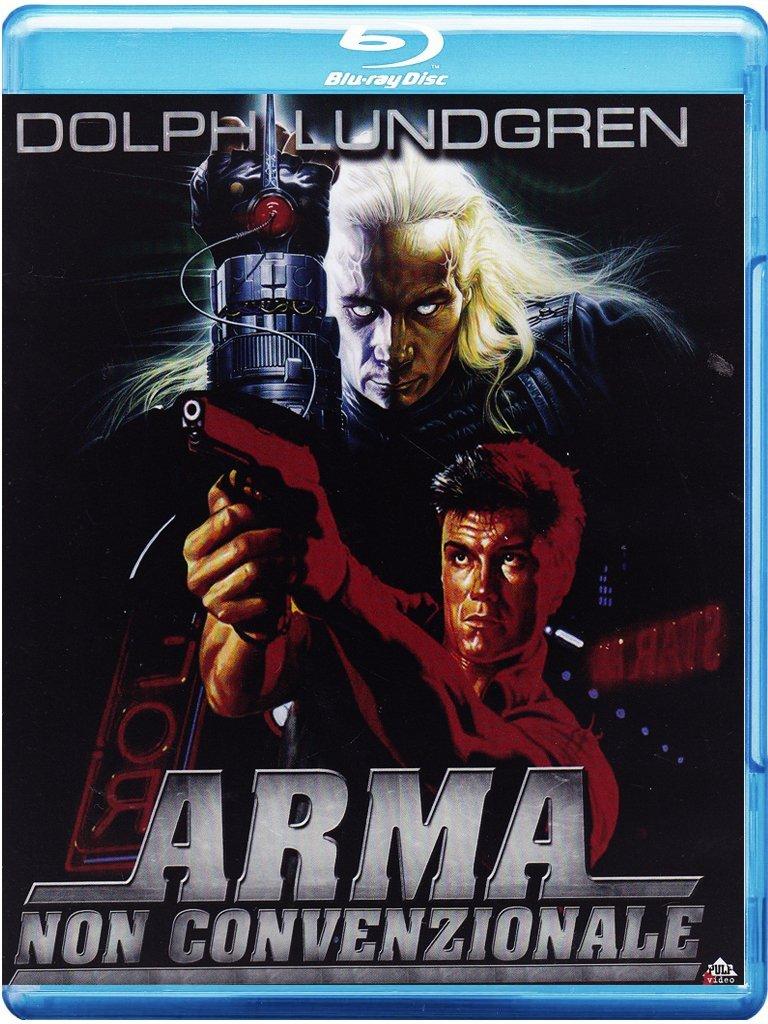 Arma Non Convenzionale Blu-Ray