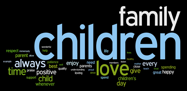 family affirmations wordle
