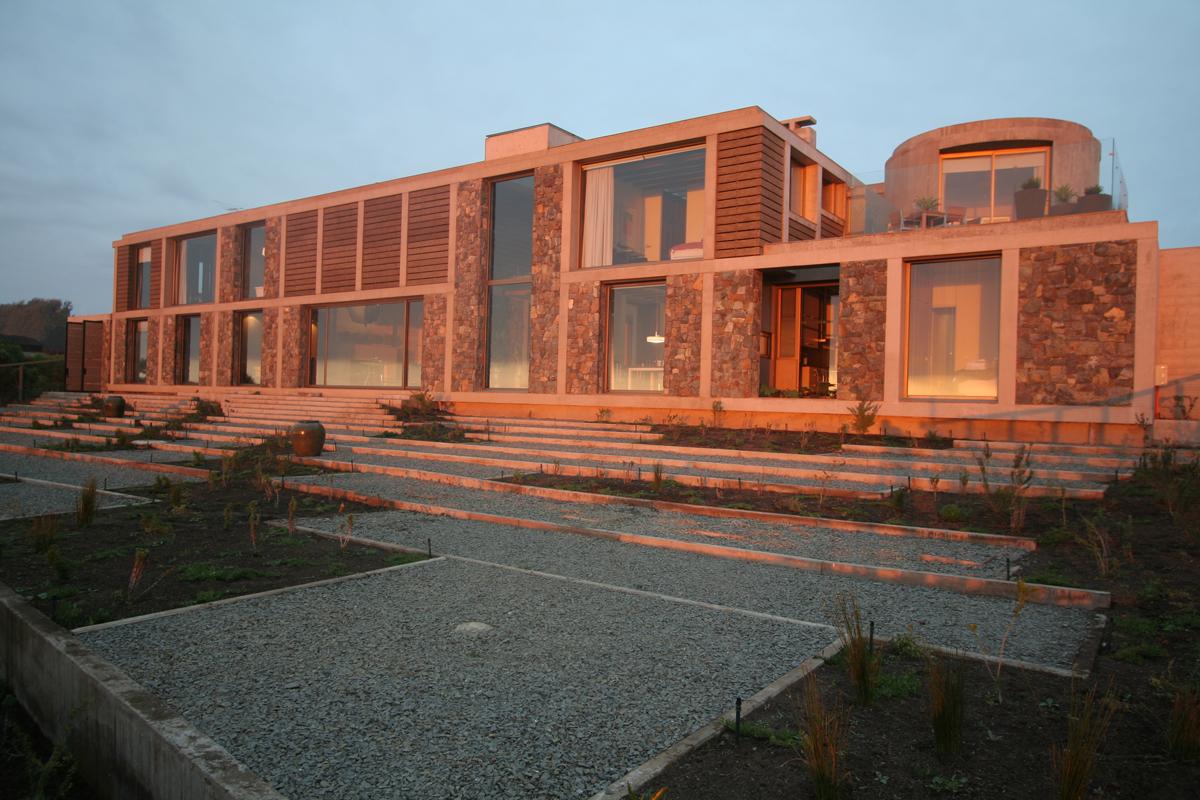 Casa La Ventolera - Estudio Valdes Arquitectos