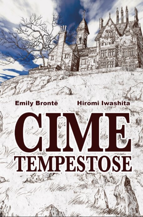Cime Tempestose manga