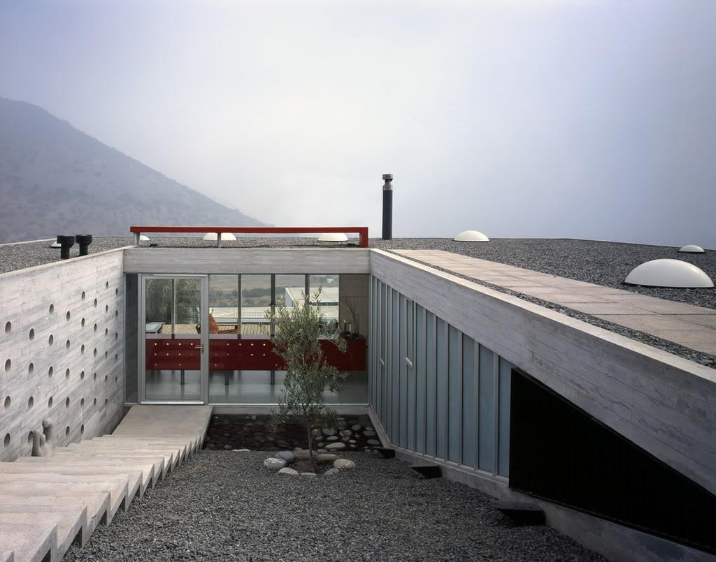 Casa Guthrie - Felipe Assadi y Francisca Pulido
