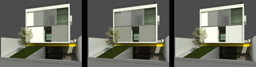 Residencia Mirante do Horto, Flavio Castro Arquitetos, Arquitectura, diseño