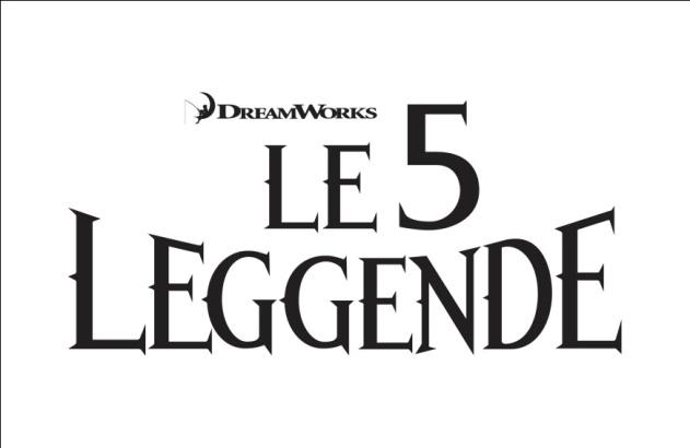 5 Leggende Logo
