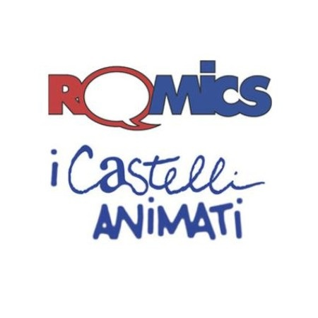 Romics castelli animati logo
