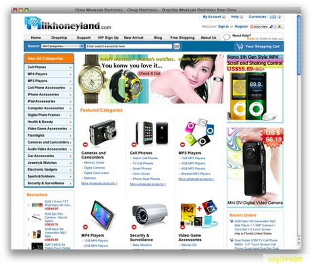 screen1 017 Páginas web para comprar barato en CHINA