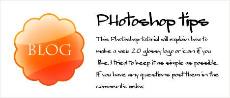Photoshopで、いとも簡単にアクアボタンっぽいオブジェクトを作る方法