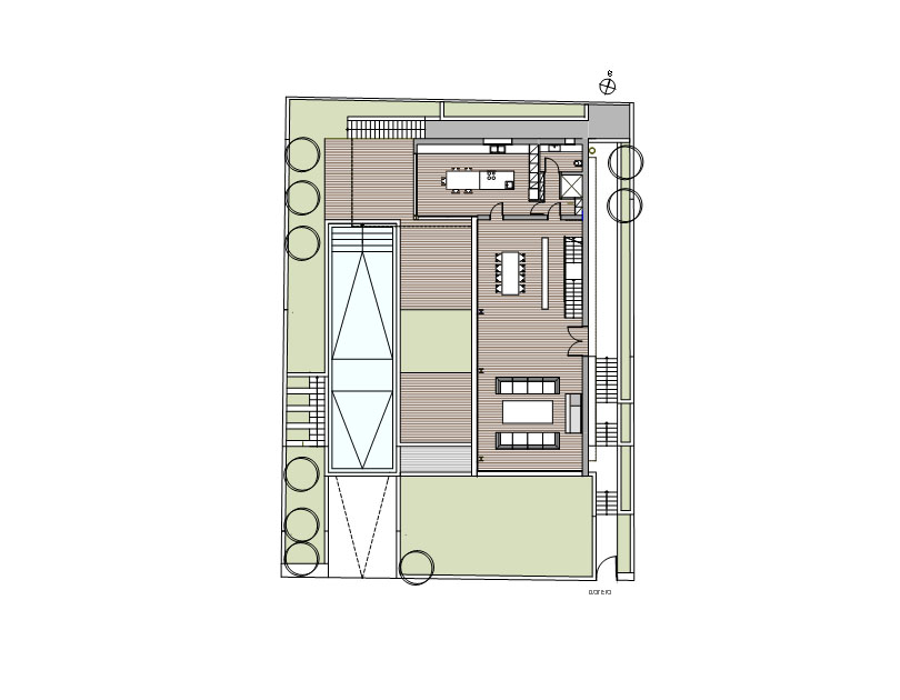 Casa en Voula -  Spacelab Arquitectura