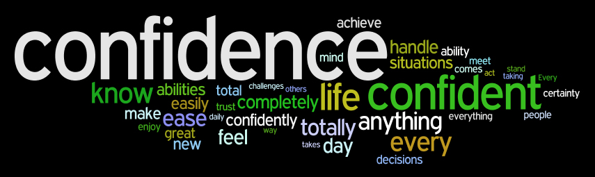 confidence affirmations wordle