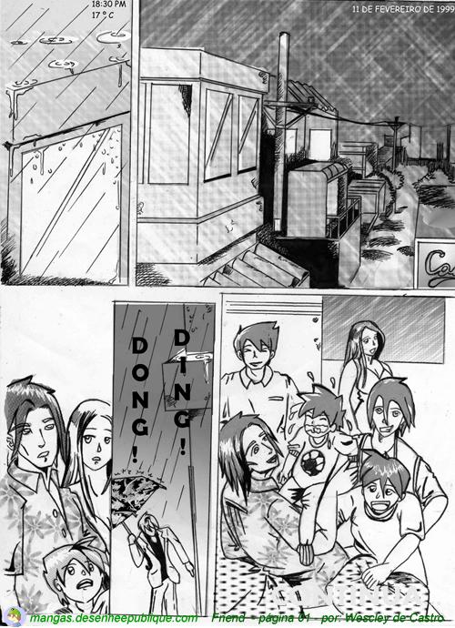 manga shoujo - desenheepublique.com