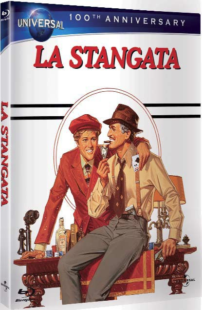 Stangata blu-ray limited edition