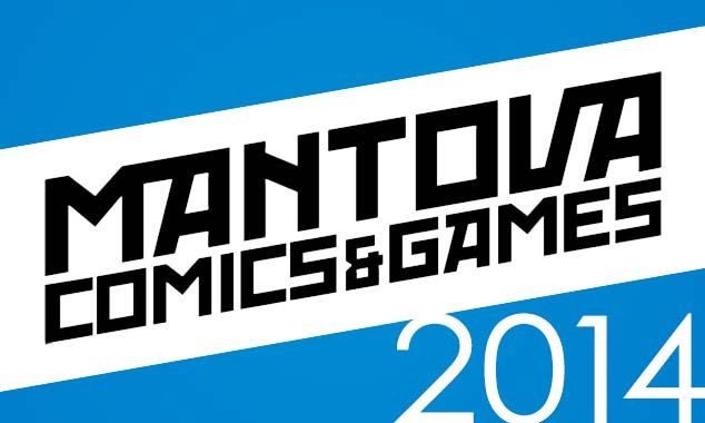 EDIZIONI STAR COMICS A MANTOVA COMICS 2014