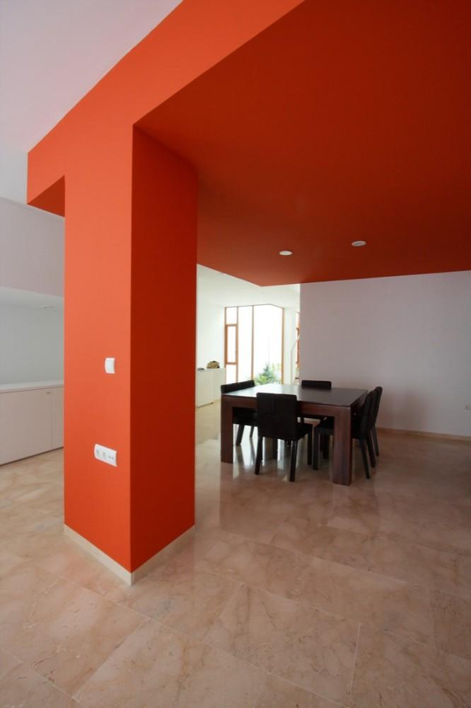 Vivir en torno a un Patio - Julio Barreno, arquitectura, casas