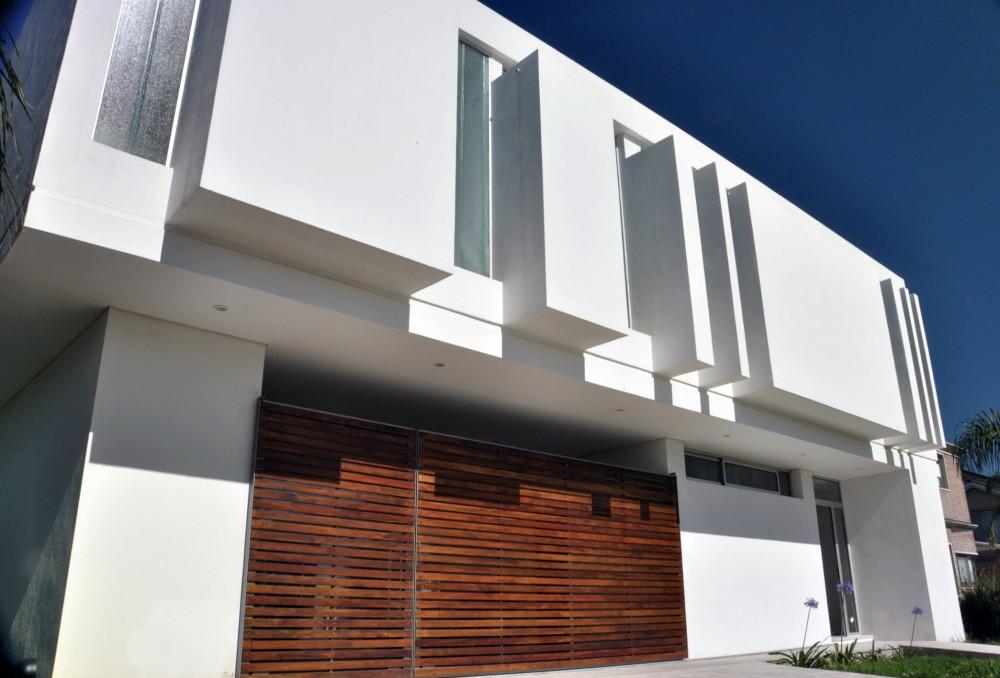 Vivienda Unifamiliar - Martu00edn Guarneri + Jose Rabasedas Arquitectos ...