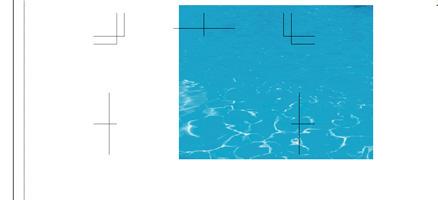 「オブジェクト」から作成するトンボと、「フィルタ」から作成する「トリムマーク」の違い