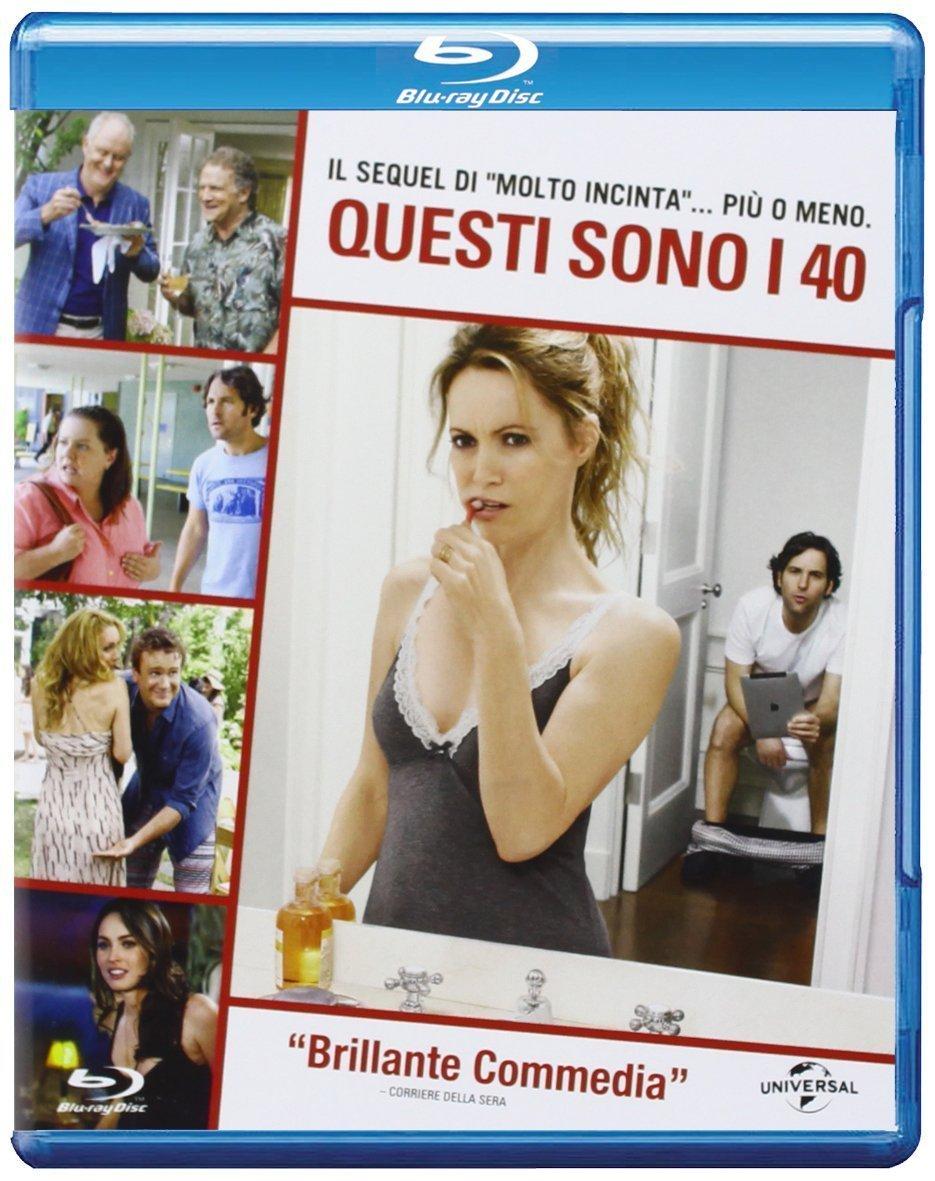 Questi Sono i 40 Blu-Ray