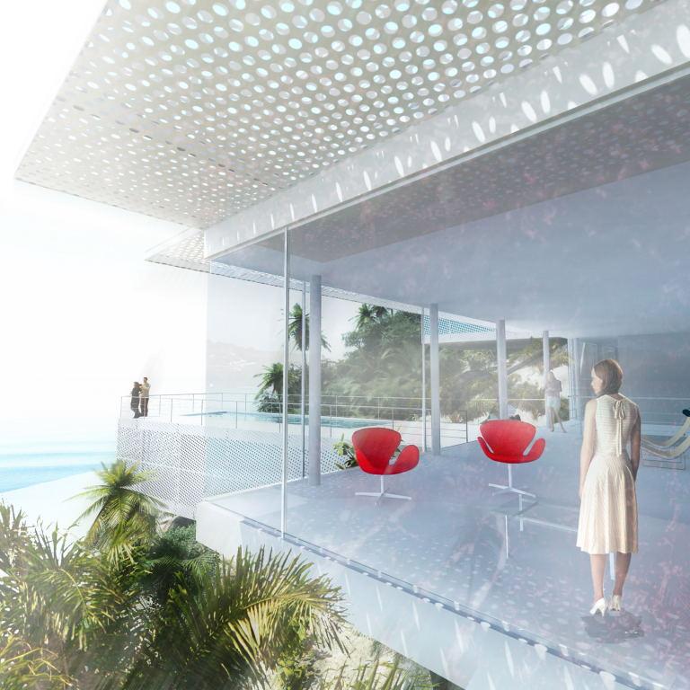 Villa TT - WE Architecture, Arquitectura, casas, diseño